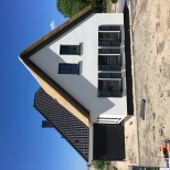 Nieuwbouw woonboerderij Oostdijk te Heerhugowaard