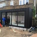 Aanbouw & interne verbouwing Alkmaar 2018